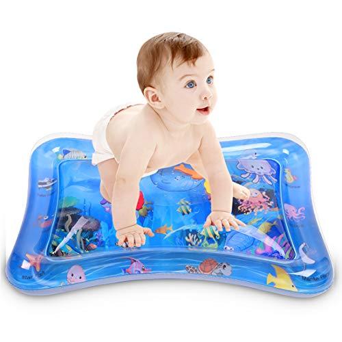 Wassermatte Baby Wasserspielmatte Stimulieren Sie das Wachstum Ihres Babys Babyspielzeug 3 bis 24 Monate