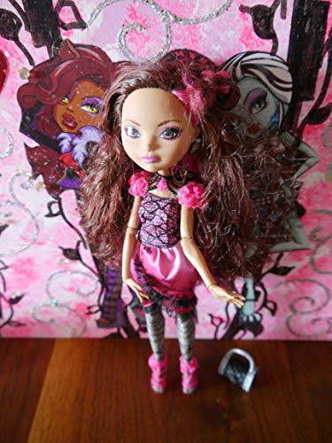 Mattel - Ever After High - Royal Briar Beauty - mit Zubehör