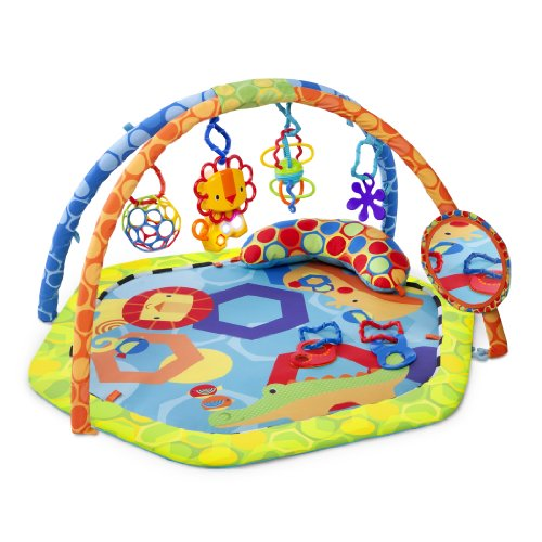 Oball 81532 Play - O - Lot Activity Decke