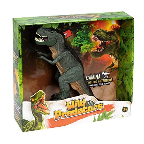I-Dragon - Tyrannosaurus Rex, Dinosaurier Figuren, Indominus Rex, Baby Spielzeug Ab 3 Jahre Jungen Oder Länger, Geschenke Für Kinder, Groß 22cm