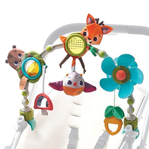Tiny Love Musical Nature Stroll, Spielbogen mit Spielfiguren, 0M +, Into the Forest Kollektion