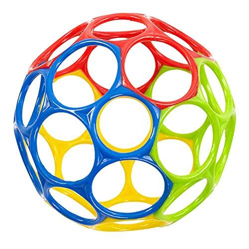 WSTERAO Baby Beißspielzeug Beißring für Babys, Baby Zahnen Spielzeug BPA freies Kauen Natürliche Beißringe für Babys Kleinkinder