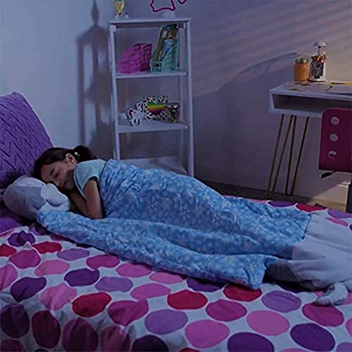 LONGJIQ Kinder-Schlafsack mit Tiermotiv, bequem, lustig, groß, Happy Kids Nappers Spielkissen, niedliches Cartoon-Muster, fantastisch