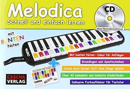 Melodica: mit Playbacks per QR-Code zum Anhören und Mitspielen
