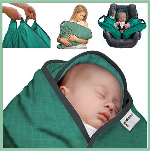 Snugglebundl - Die Babydecke mit Griffen (Lightweight)