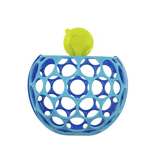 Bright Starts, Oball Aufbewahrungskorb und Badespielzeug in einem, einfaches aus dem Wasser fischen, trocknen und aufbewahren