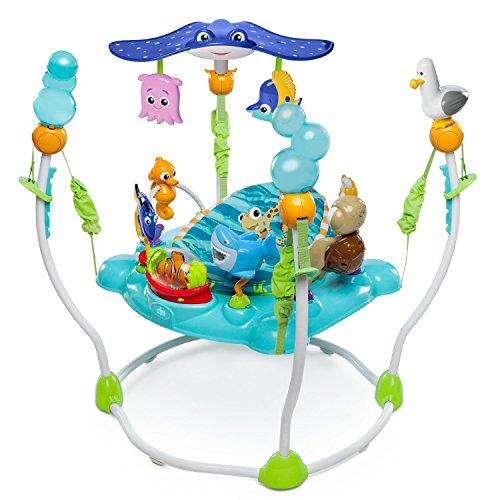 Spring- und Spielcenter mit interaktivem Spielzeug