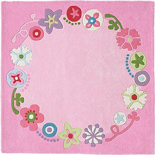 HABA 8062 - Teppich Blumenkranz