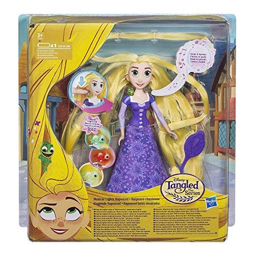 Hasbro Disney Rapunzel - Die Serie C1752EW0 - singende Rapunzel, Puppe