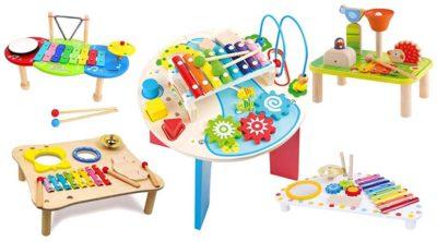 Musiktische für Babys
