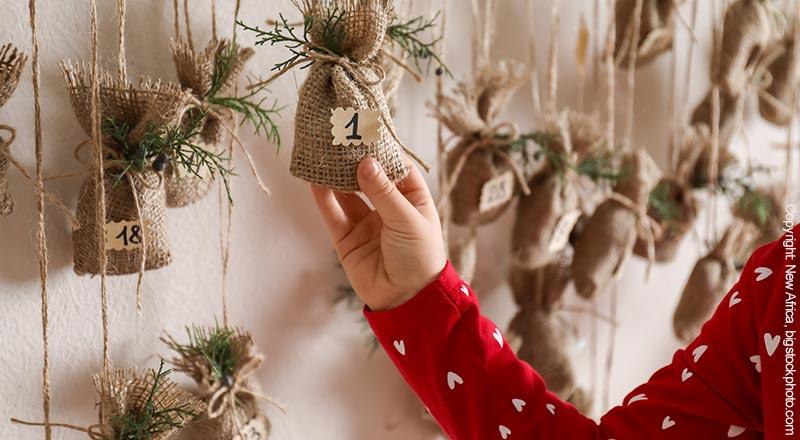 Kinder Weihnachtskalender