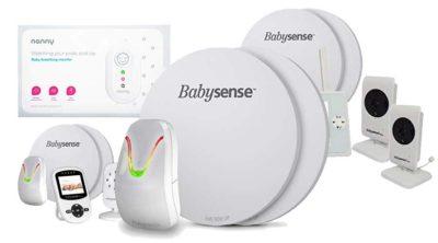 Schlafmonitor baby Audioline Babysense