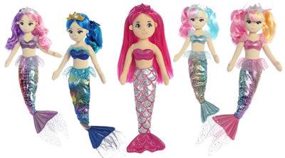 Puppen von Aurora World