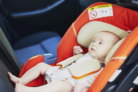 Autositz für Neugeborene