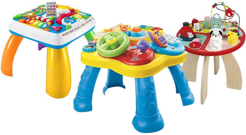 Spieltische für Babys