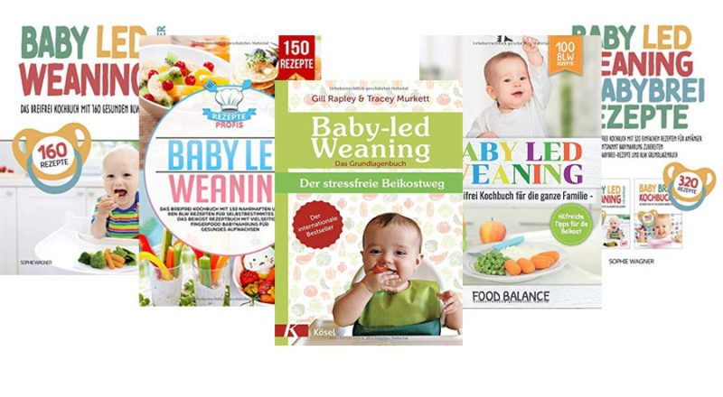 Buch Baby-led Weaning