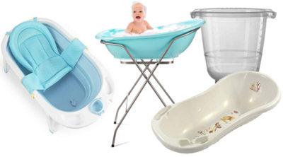 Badewannen für Babys