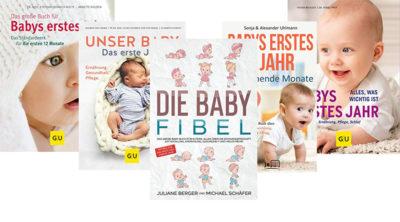 Baby-Ratgeber für das erste Jahr