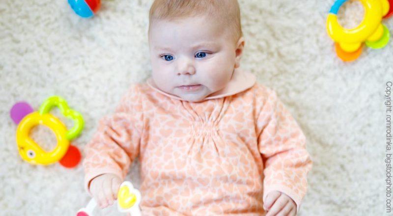 Babyspielzeug 0-2 Monate