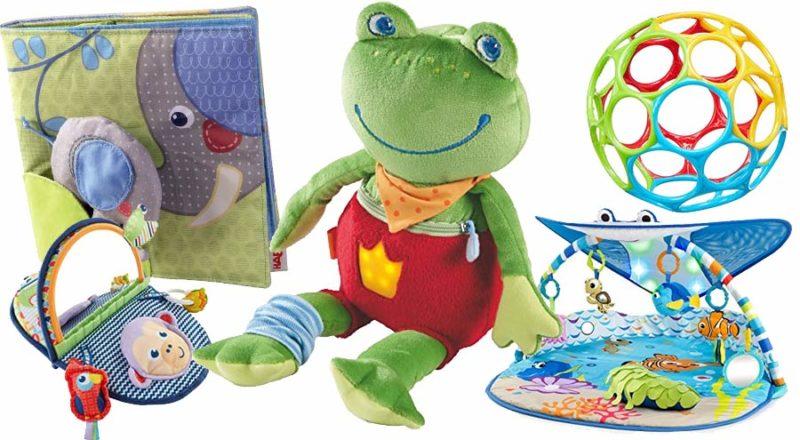 Babyspielzeug von 3 bis 6 Monate