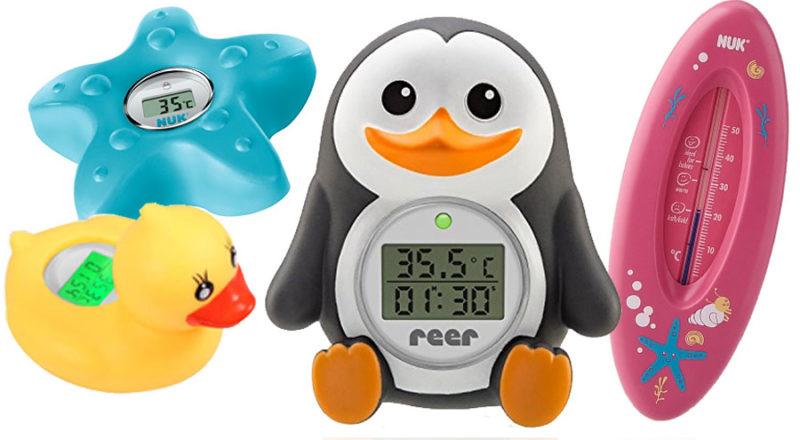 Thermometer für Badeanne