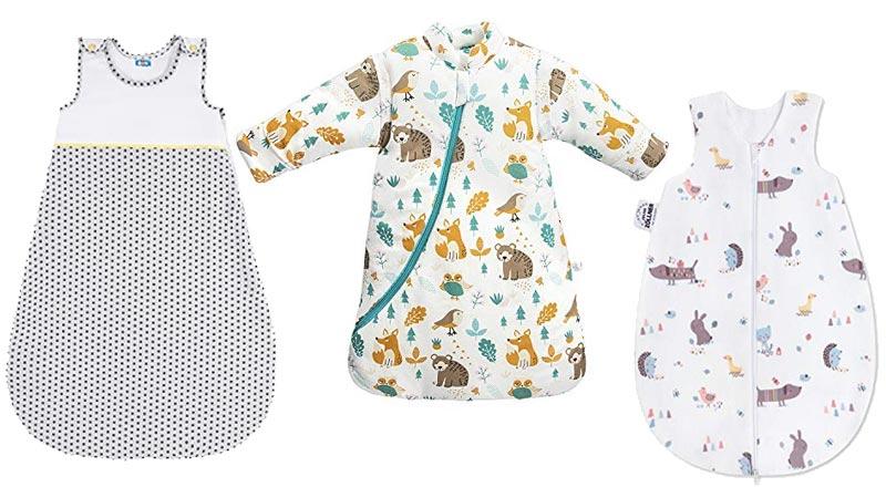 schadstoffreie Schlafsäcke für Babys