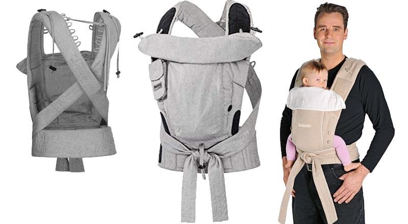 Babytragen von Bondolino by Hoppediz