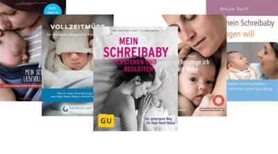 Buch Schreibaby