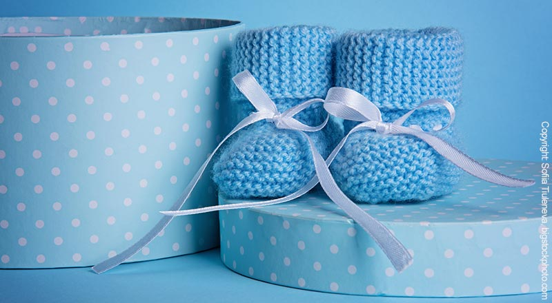 Geschenkideen für Jungen zur Geburt