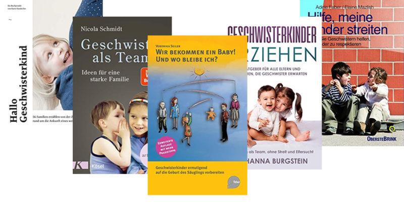 Buch Geschwisterkinder