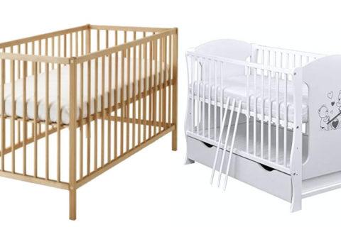 Babybett 60 x 120