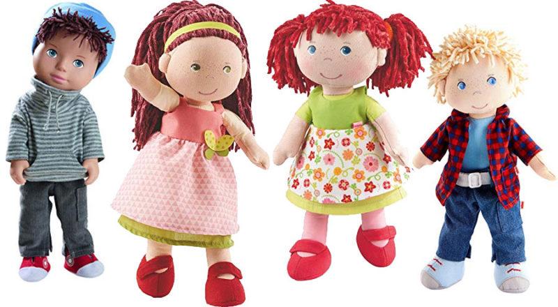Puppen von HABA