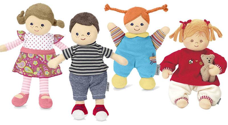 Puppen von Sterntaler