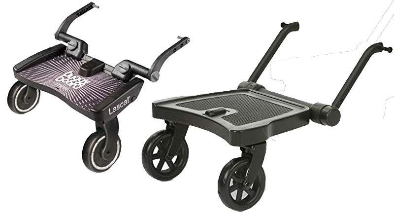 Trittbrett für Kinderwagen