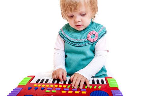 elektronische Keyboards für Kinder
