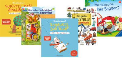 Kinderbücher für 2-Jahrige