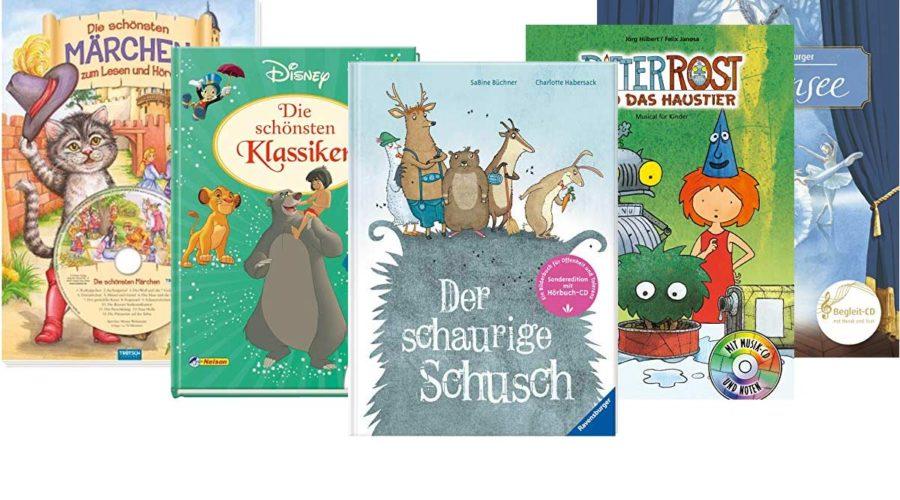 Kinderbuch mit CD