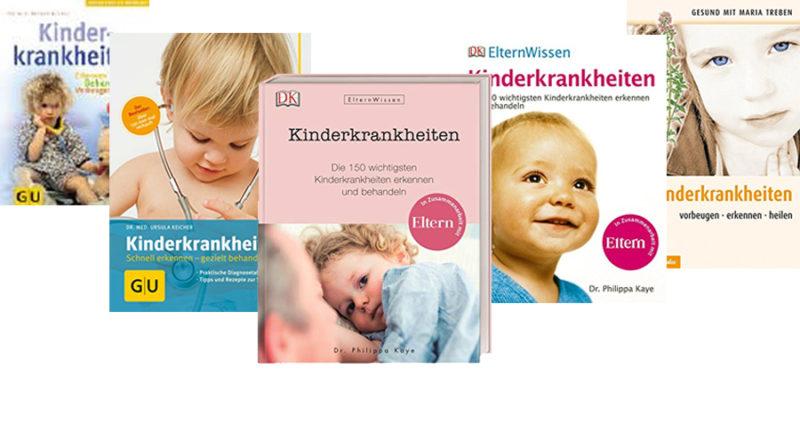 Ratgeber zu Kinderkrankheiten