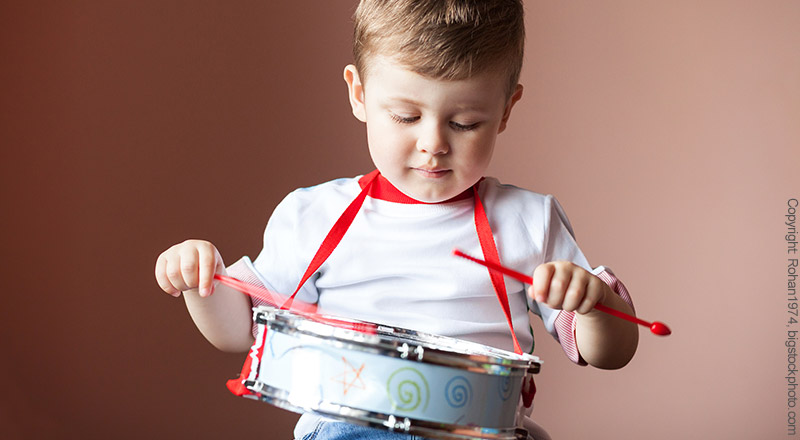 Trommel für Kinder