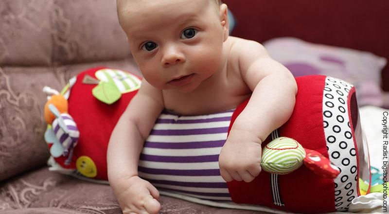 Baby Krabbelrolle