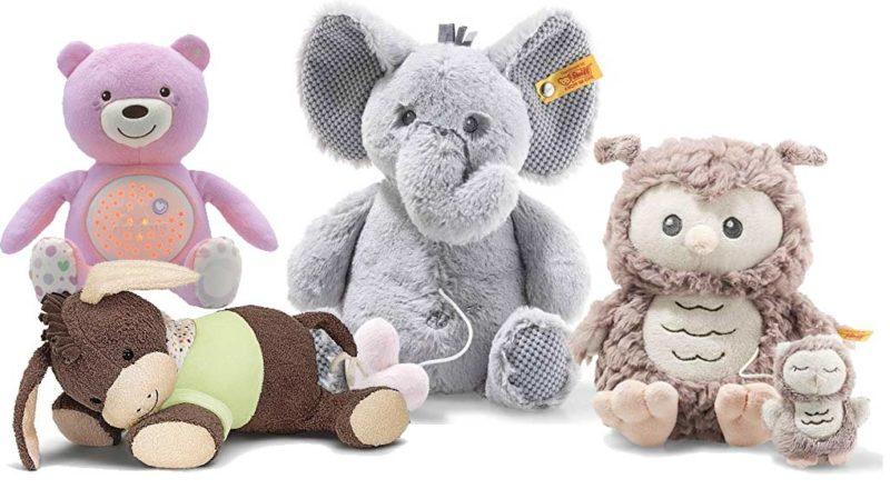 Kuschel-Spieluhren Babys