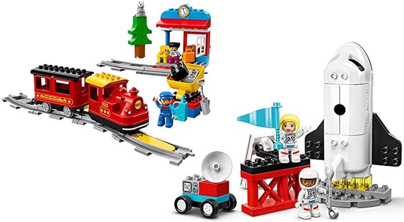 Bausets für Jungen von LEGO Duplo