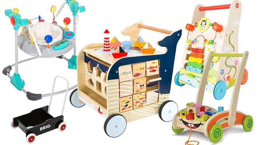 Lauflernhilfen fürs Baby