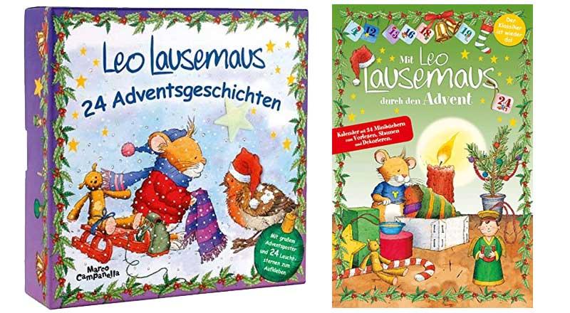 Weihnachtskalender von Leo Lauemaus