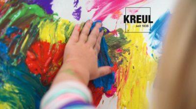 Fingerfarben von MUCKI