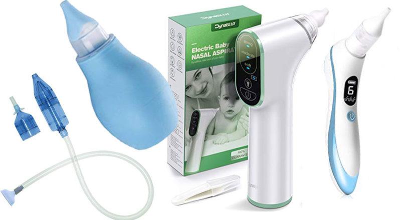 Nasensauger für Babys