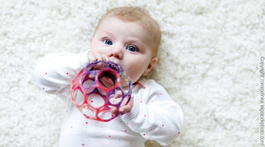 Oball Babyspielzeug