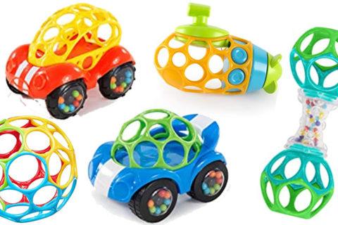 Oball Motorikspielzeug