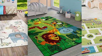 ÖKO-Teppiche für Kinderzimmer