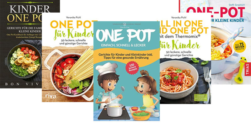 One Pot Familienkochbuch